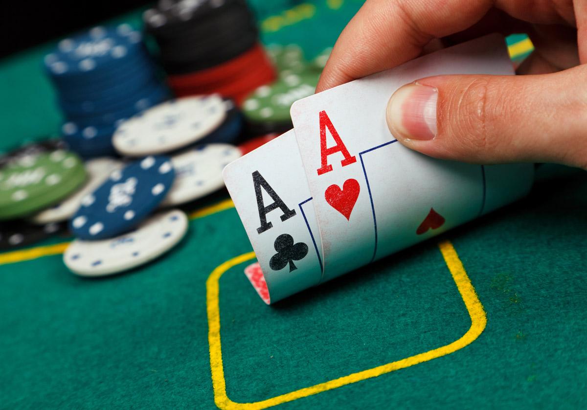 a gambling game
