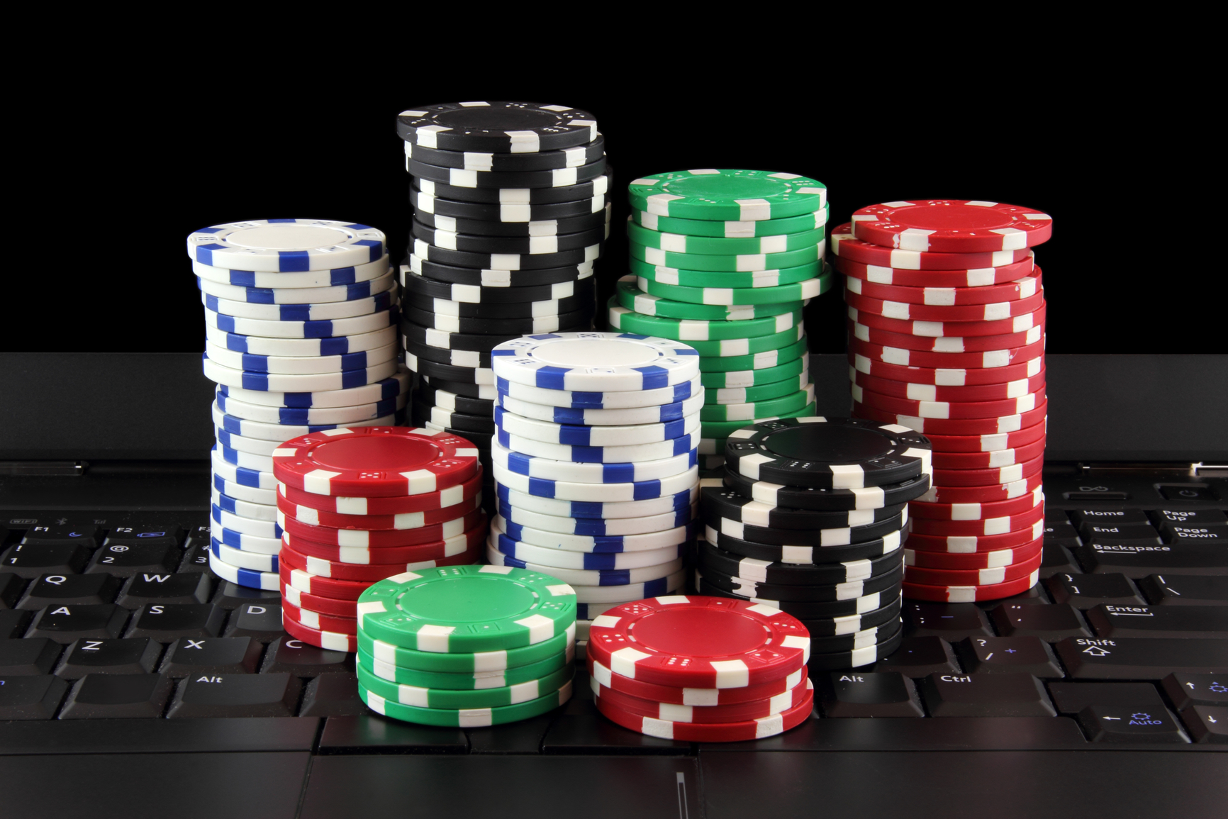 Online gambling website