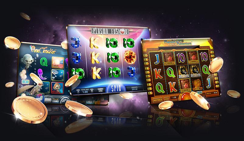 Online slot gambling site