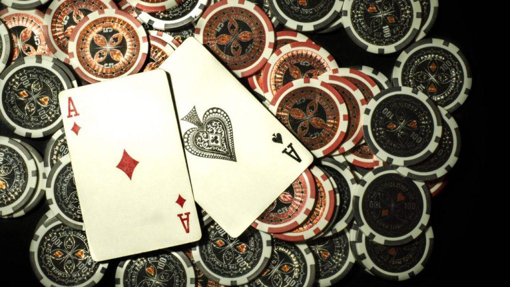 online poker odds