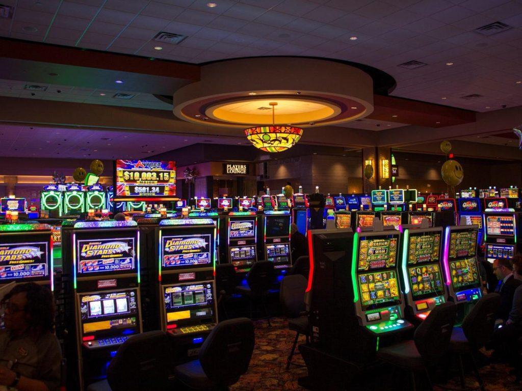 play slot gambling