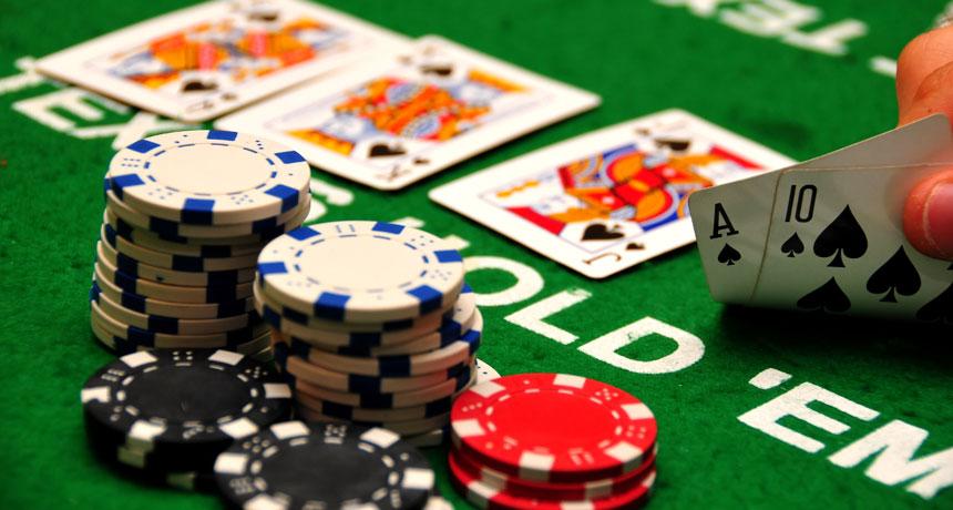 club poker